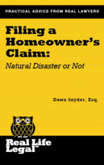 Filing a Homeowners Claim: Natural Disaster or Not