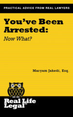 You've Been Arrested: Now What?