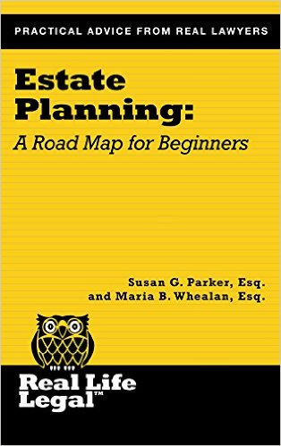 estate planning book cover